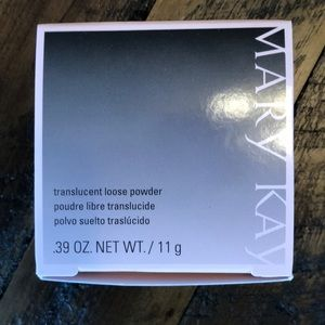 NIB Mary Kay Translucent Powder